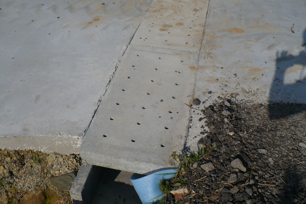 Gutters For Trench Silo Panels Vanhessche